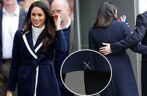 Mặc đẹp là thế nhưng hôn thê của Hoàng tử Harry lại quên một chi tiết rất nhỏ khiến tổng thể bộ đồ kém hoàn hảo