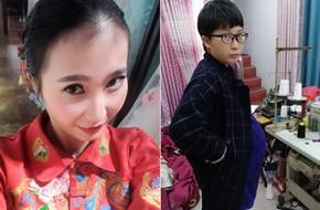 Loạt ảnh trước và sau khi mang thai chứng minh: Đâu chỉ cánh chị em, các ông chồng cũng