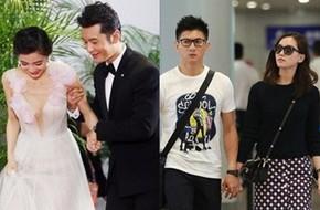 """Đâu chỉ có tài tử xứ Hàn, những """"ông chồng quốc dân"""" của Hoa ngữ cũng khiến dân tình phát hờn vì cưng chiều vợ quá mức"""