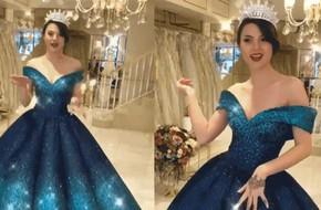 Cả Instagram đang bị chiếc đầm công chúa này 'bỏ bùa', nhiều người còn không tin nó có thật vì quá đẹp