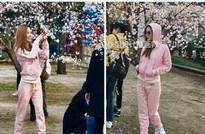 Giữa tin đồn ly hôn, Lý Tiểu Lộ diện cả cây hồng, vui vẻ đưa con gái đi chơi
