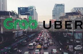 Grab mua lại toàn bộ hoạt động kinh doanh của Uber tại Đông Nam Á