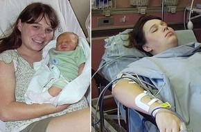 Sinh con xong lại thấy đau lưng ê ẩm suốt 14 năm, bà mẹ đi khám mới phát hiện sai sót tai hại của bác sĩ lúc mổ lấy thai