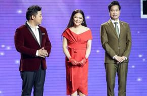 Ngọc Sơn - Quang Lê tranh cãi trên sóng truyền hình về chuyện lụy tình