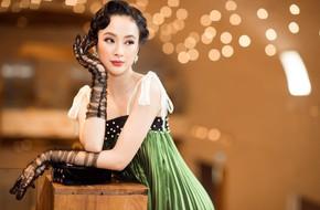 Angela Phương Trinh nổi bần bật, 'thiêu đốt' thảm đỏ với dáng vẻ thanh lịch
