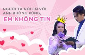 Bất chấp bạn bè phản đối, cô gái vẫn nhất quyết đến tỏ tình với Từ Chí Tân