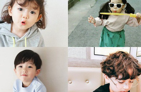 Những nhóc tỳ Hàn Quốc đình đám trên Instagram: Đáng yêu và hot ngang ngửa các Instagramer nổi tiếng xứ Kim Chi