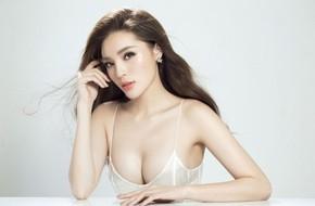 Hoa hậu Kỳ Duyên thừa nhận