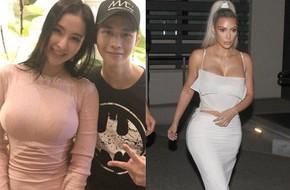 Khoe đường cong ác liệt thế này, chắc hẳn Angela Phương Trinh đang muốn trở thành Kim Kardashian phiên bản Việt