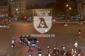 Độc quyền: Clip toàn cảnh vụ tai nạn kinh hoàng ở ngã 6 Ô Chợ Dừa