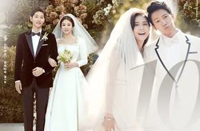 10 cặp 'tiên đồng ngọc nữ' xứ Hàn quyết về chung một nhà sau khi bén duyên trên màn ảnh