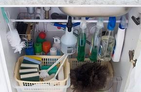 Mách nhỏ các mẹ 6 mẹo vặt cực đơn giản giúp nhà bếp lúc nào cũng sạch bong kin kít