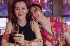 Mẹ ruột Angela Phương Trinh trẻ đẹp nuột nà đến kinh ngạc trong tiệc sinh nhật