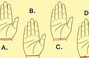 Những nếp gấp trên cổ tay cho biết bạn có phải là người sinh ra đã gặp nhiều may mắn hay không