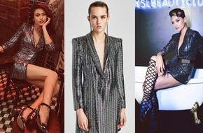 Thiết kế cực kỳ đơn giản của Zara mà cả Võ Hoàng Yến, Mâu Thủy và loạt sao Hollywood thi nhau diện