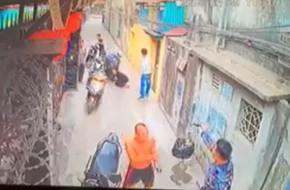 Hải Phòng: Lao ra đỡ đạn cho con trai, một phụ nữ nhập viện cấp cứu