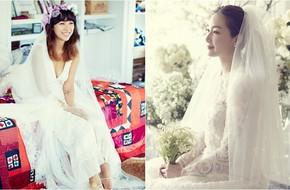 Cả 2 nữ thần Lee Hyori và Choi Ji Woon đều chọn người đàn ông không quá nổi bật làm chồng, và đây là lý do