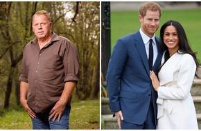 Vị hôn thê của hoàng tử Harry bị anh trai tố giả tạo, không mời người nhà dự đám cưới