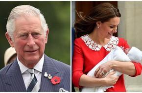 Hoàng tử mới sinh chưa được ông nội hỏi thăm và nghi vấn về mối quan hệ cha con rạn nứt
