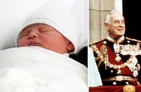 Lý do đặc biệt khiến vợ chồng Hoàng tử William chọn tên Louis cho con trai út