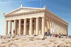 Nhìn những công trình nổi tiếng được 'hồi sinh' từ tàn tích, ai cũng kinh ngạc trước vẻ đẹp ban đầu quá đỗi ấn tượng