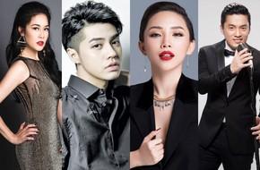 Tóc Tiên - Noo Phước Thịnh - Lam Trường - Thu Phương ngồi ghế nóng The Voice 2018