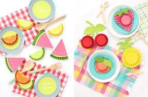 4 cách trang trí bàn tiệc sinh nhật cho bé yêu đơn giản mà cực xinh