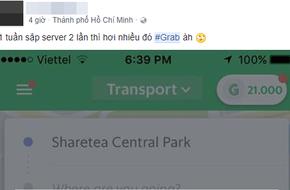 Nhiều hành khách phàn nàn khi ứng dụng Grab liên tục bị treo và tố hãng