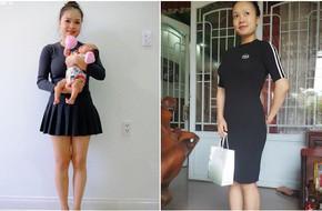 Bà mẹ sinh ba giảm 20cm vòng eo chỉ nửa tháng sau sinh với bí quyết này