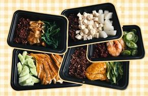 20 thực đơn giảm cân có gạo lứt theo chế độ ăn Eat Clean giúp bạn có được bụng phẳng, tự tin chào hè