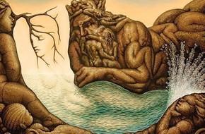 Đoán tính cách của bạn qua bức tranh nàng tiên cá