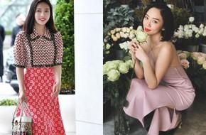 Tuần của màu hồng: Sao Việt ăn diện gọn nhẹ, thoải mái trong khi sao thế giới