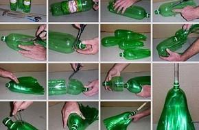 Muôn vàn cách tái chế đồ dùng độc đáo, hay ho từ chai nhựa bỏ đi