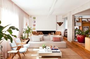 Cải tạo nhà theo hướng tích hợp các phòng và kết quả