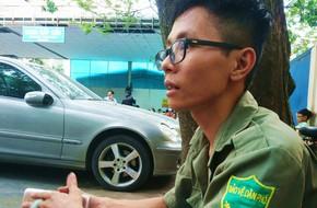 """Đồng đội hiệp sĩ Sài Gòn bị đâm trọng thương: """"Tụi tôi nghèo, không có tiền có bạc chỉ biết lấy sức, lấy tính mạng giúp dân"""