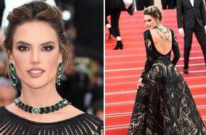 Thảm đỏ Cannes những ngày qua không thiếu công chúa nhưng phải tới hôm nay, 'nữ hoàng' mới thực sự xuất hiện