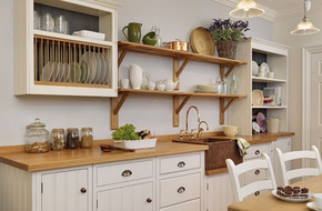 Muốn căn bếp gia đình thật xinh thì nhất định không được đặt linh tinh mọi thứ