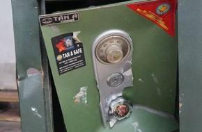 Nghệ An: Trộm 'ghé thăm' chùa rồi cuỗm luôn cả két sắt đựng tiền công đức