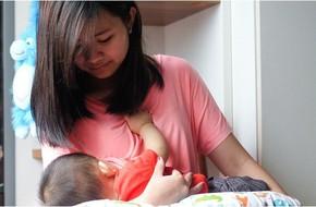 Sinh mổ trong thập tử nhất sinh, mẹ trẻ stress nặng vì con 9 tháng rồi nhà chồng vẫn đay nghiến là