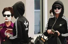 Chăm da chẳng kém Phạm Băng Băng, Katy Perry đã đạt đến cảnh giới: ra đường cũng đắp mặt nạ