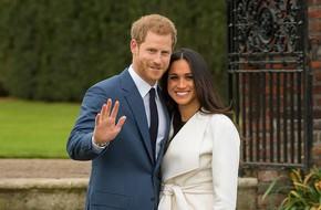 Kết hôn với Meghan Markle, Hoàng tử Harry phá vỡ truyền thống đeo nhẫn cưới của Hoàng gia Anh