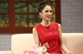 Mẹ Hoa hậu Hương Giang than phiền về con gái: