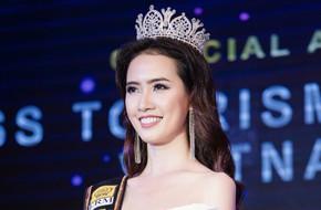 Top 5 Hoa hậu Việt Nam Phan Thị Mơ bất ngờ thi Hoa hậu đại sứ du lịch thế giới 2018