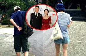 Sau bê bối 'bám' thảm đỏ Cannes tới 9 phút, Vương Lệ Khôn lại lộ ảnh đi du lịch cùng Lâm Canh Tân