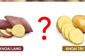 Khoai lang tốt hơn khoai tây: Nhiều người sẽ tỉnh ngộ và ăn khoai