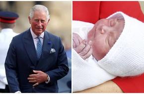 Ông nội hoàng tử út cuối cùng đã đến thăm cháu và đây mới là nguyên nhân thực sự