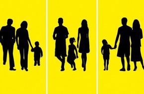 Dự đoán nhóm người không phải gia đình sẽ tiết lộ cách bạn đối xử với gia đình và bạn bè mình