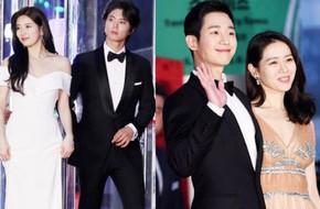 Thảm đỏ Baeksang 2018: Son Ye Jin và Jung Hae In công khai nắm tay, đọ đẳng cấp với Suzy - Park Bo Gum cùng dàn siêu sao