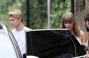 Paparazzi vất vả mới săn được hình ảnh hẹn hò hiếm hoi của Taylor Swift cùng bạn trai mỹ nam