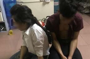 Chồng đưa 2 con ra Hà Nội bắt tại trận vợ ngoại tình với trai tân ngay trong nhà trọ